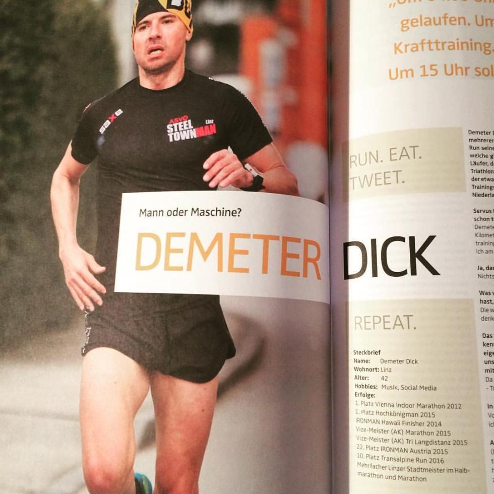 Demeter Dick